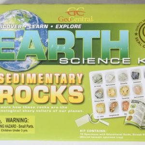 Sedimentary Rock Earth Science Kit