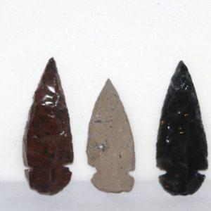 2-3 Inch Arrowhead
