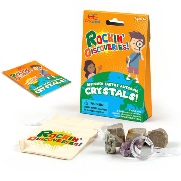 Rockin' Discoveries! Crystals