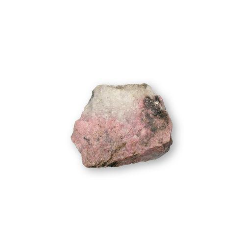Rhodonite Rough Rock Geode