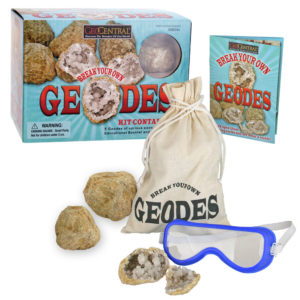 Deluxe Break Your Own Geodes Kit