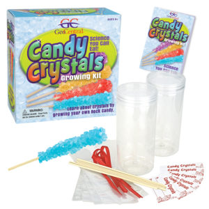Candy Crystal Growing Kits