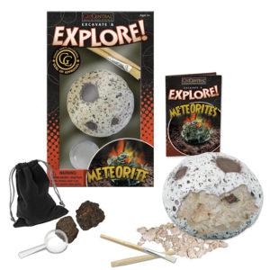 Meteorite Dig Kit