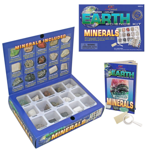 Mineral Earth Science Kit