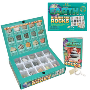 Metamorphic Rock Earth Science Kit