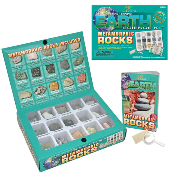 Metamorphic Rock Earth Science Kit