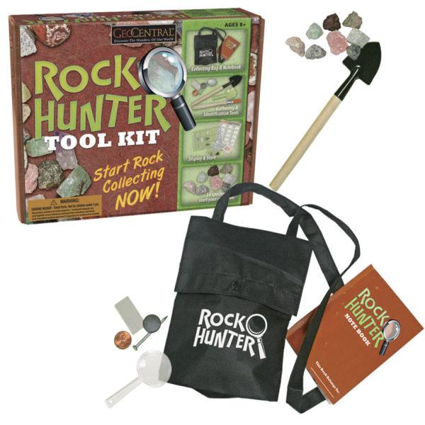 Rock Hunter Tool Kit
