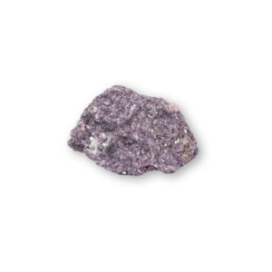 Lepiodolite, Rough