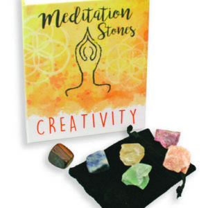 Meditation Stones-Creativity
