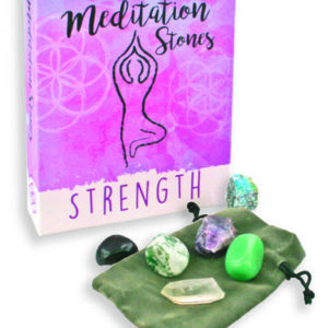 Meditation Stones-Strength
