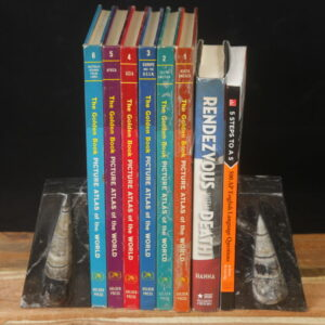 Orthoceres Book Ends