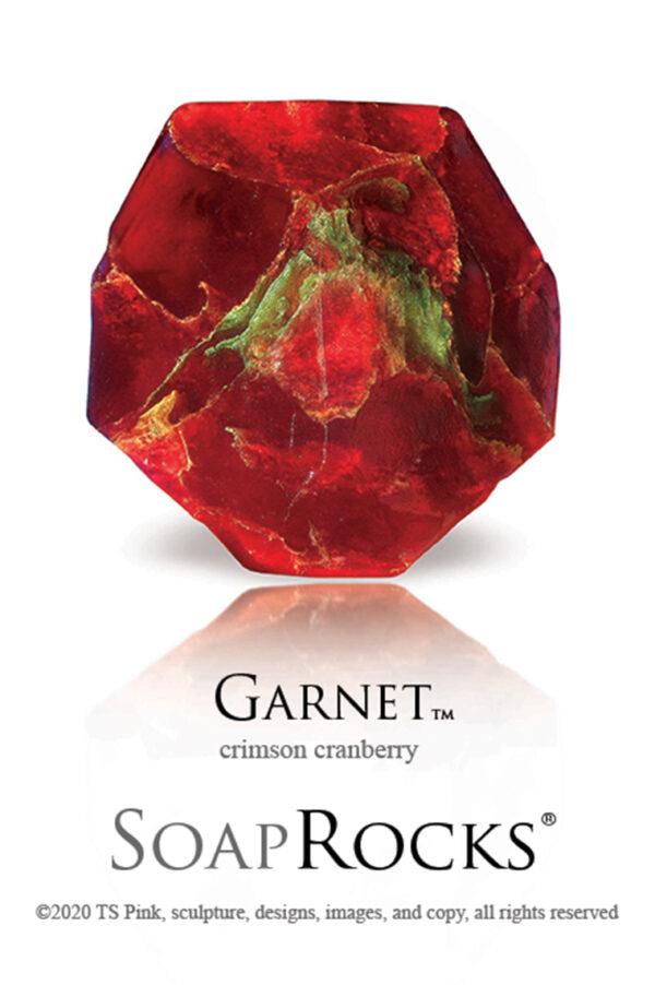 Garnet Soap Rock