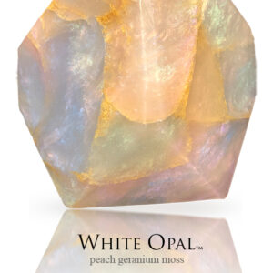 White Opal Soap Rock