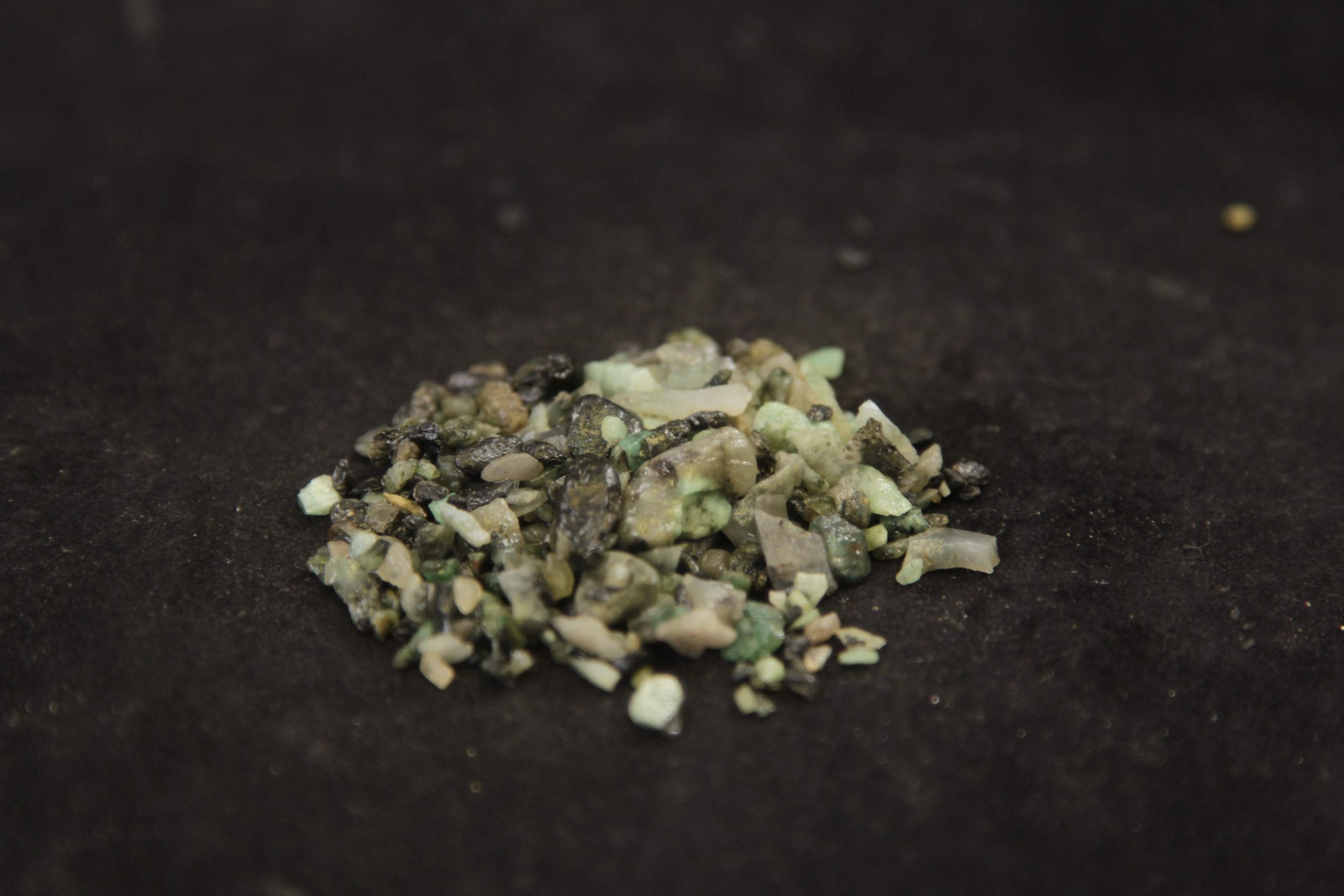 Natural Raw Emerald Stones