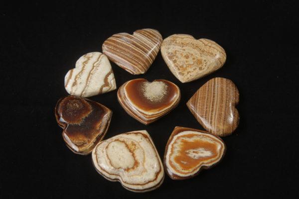 Aragonite hearts