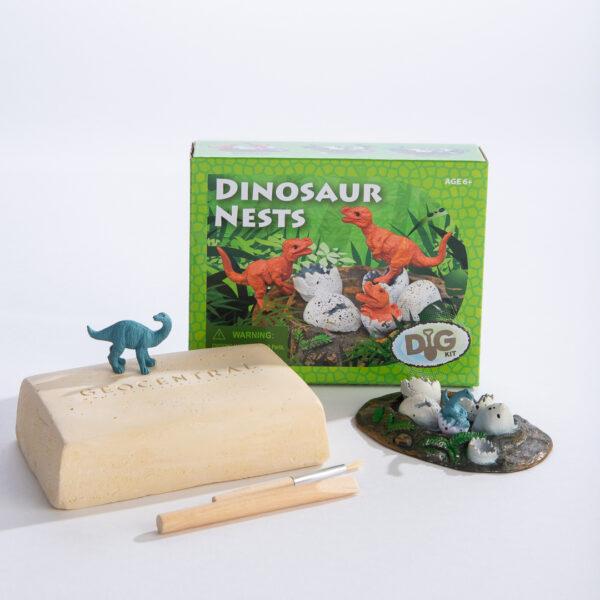 Excavation Kit Dinosaur Nest