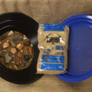 Large Fossil Bag + Sifter