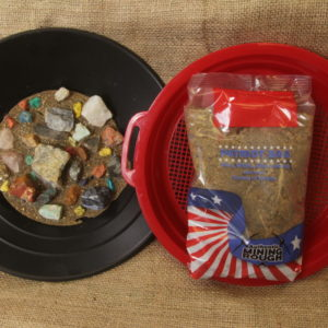 Patriot Bag + Sifter