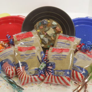Patriot bag Party pack 6 bags 6 sifters