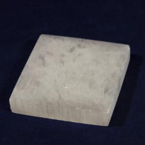 Square Selenite Charging Plate