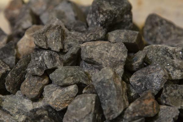 Laboradite Raw Stones 1 pound close view
