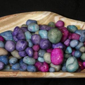 Easter Egg Rock Tumbled Stone 1lb