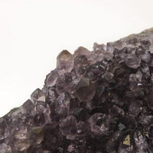 Large Amethyst Crystal Cluster Geode