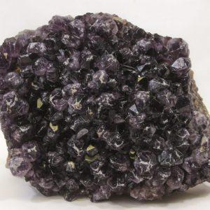 Large Amethyst Crystal Cluster