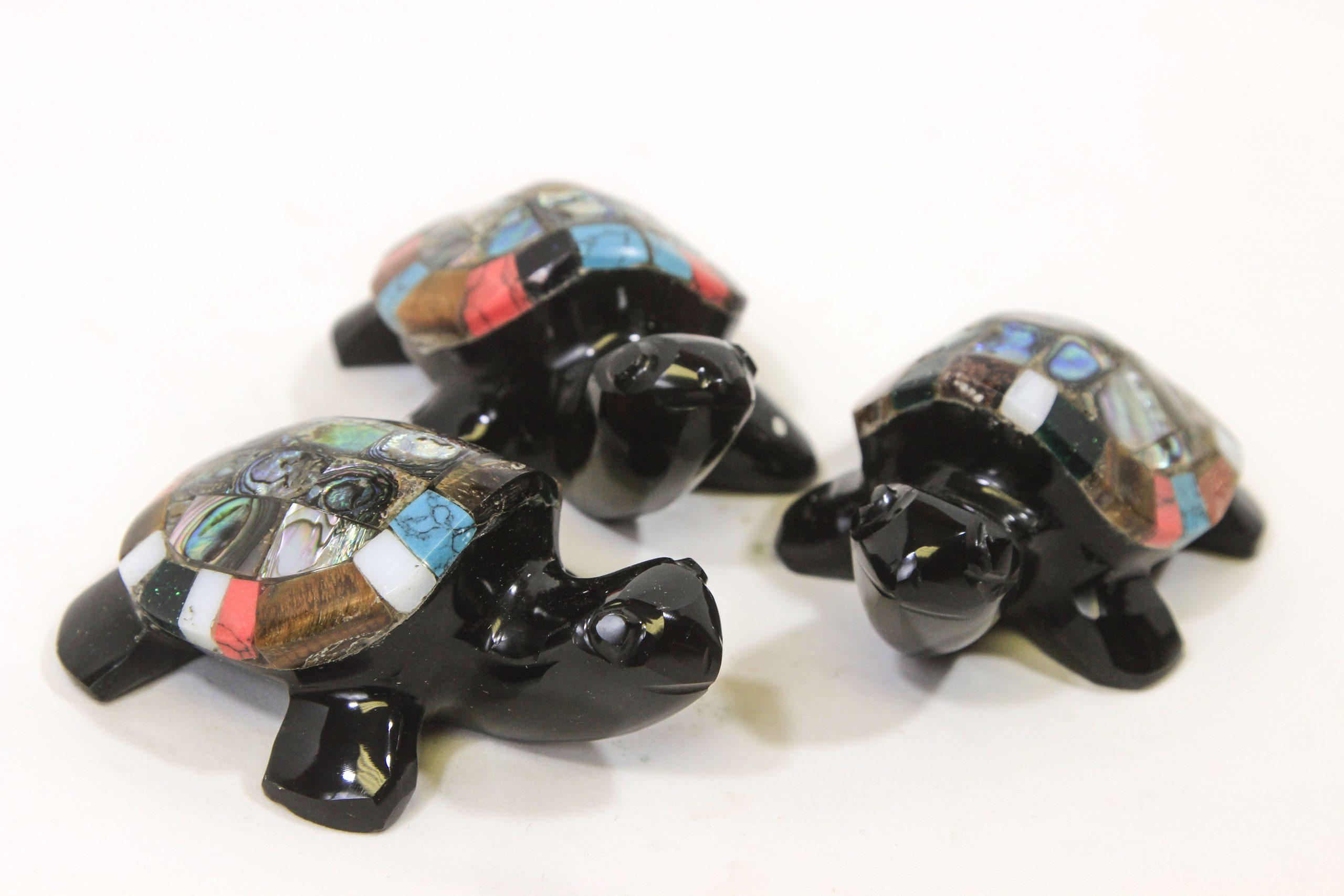obsidian turtle