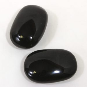 Black Obsidian Massage Stone
