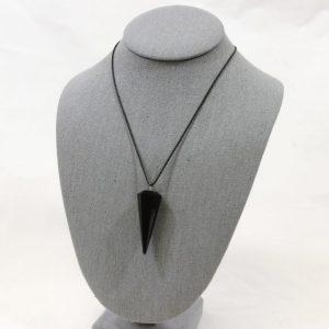 Black Obsidian Pendant, Pendulum
