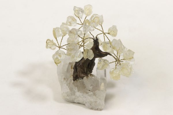 Small Crystal Point Gem Trees