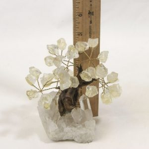 Crystal Point Gem Trees Small