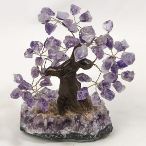 Amethyst Crystal Point Trees Medium