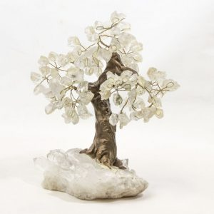 Crystal Point Gem Trees Large