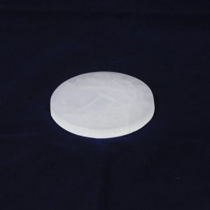 Round Selenite Charging Plate, Station
