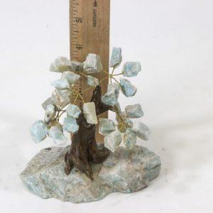 Amazonite Gemstone Tree Small