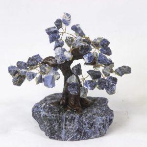 Sodalite Gemstone Tree Meduim