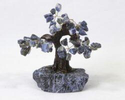 Medium Sodalite Gemstone Tree