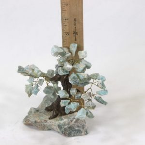 Amazonite Gemstone Tree Medium