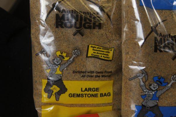 Large mining bag kit