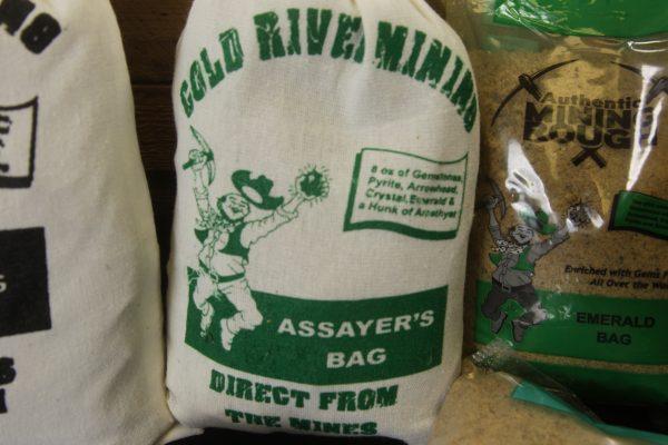 Mining Bag