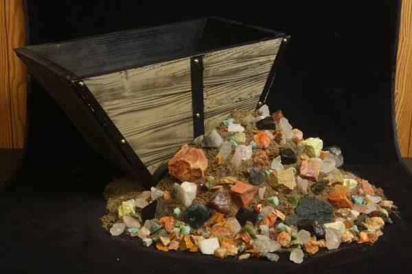 Mining Kit for gemstones