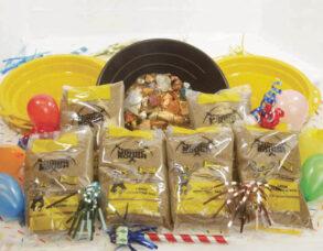 gemstone mining bags combo packs