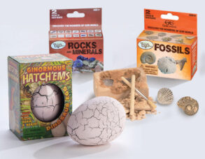Hatch'ems and dig kits