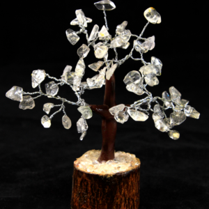 60 Chip Crystal Gemstone Tree