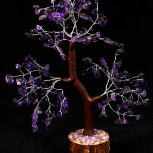 160 Amethyst Chip Tree