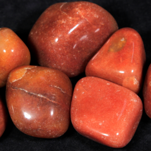 1lb of Tumbled Large Red Aventurine (33mm-50mm)