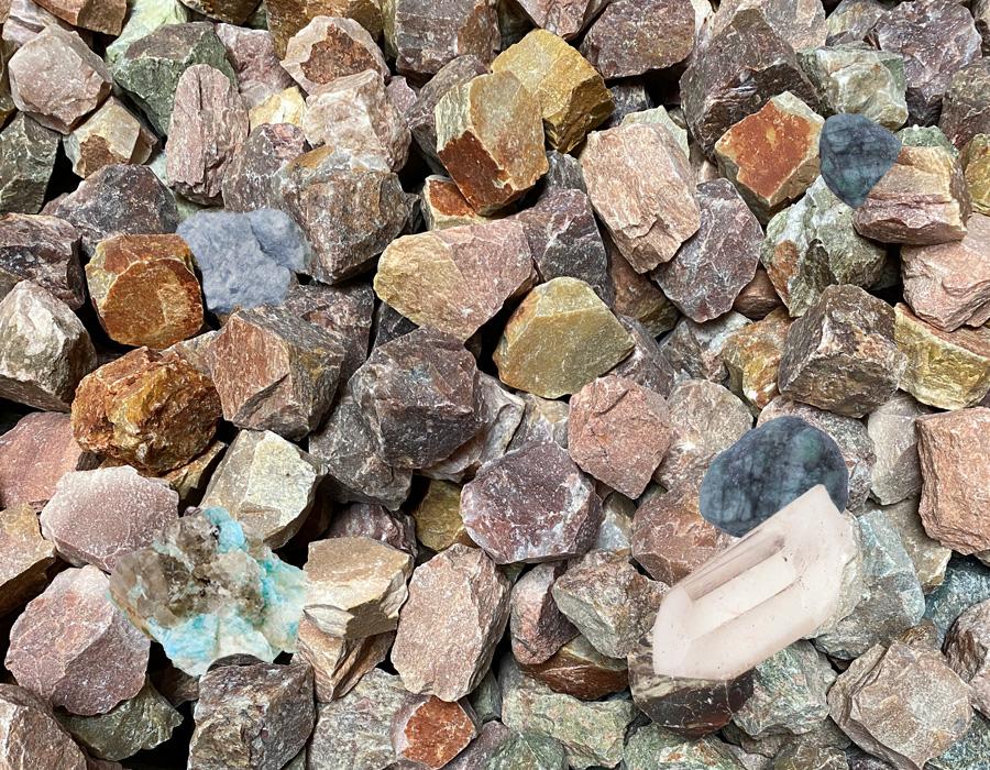 Shop raw stones