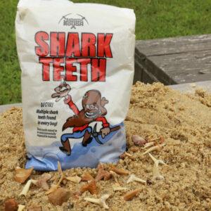 Small Shark Tooth Bag